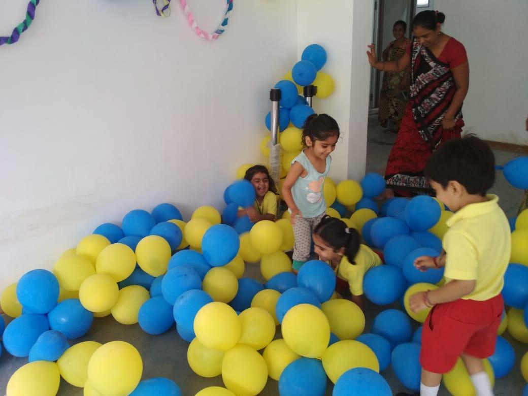Kids Activities Dance