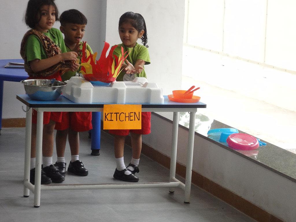 Senior KG School Ahmedabad