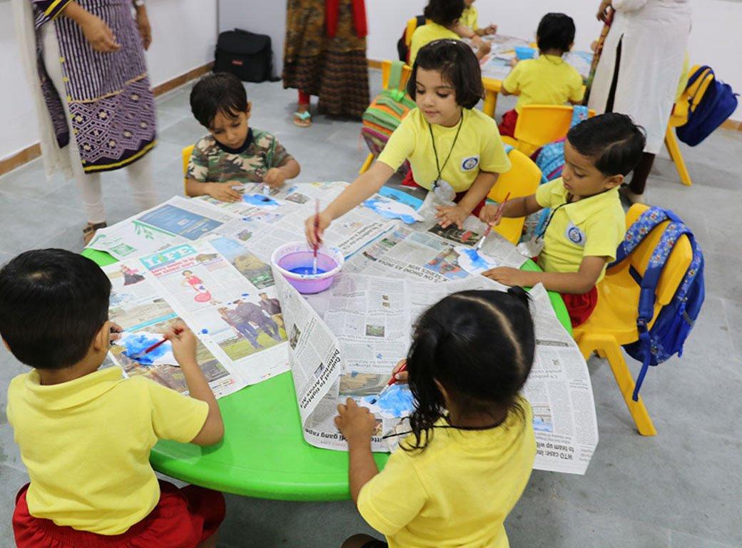 Kids Activities Art