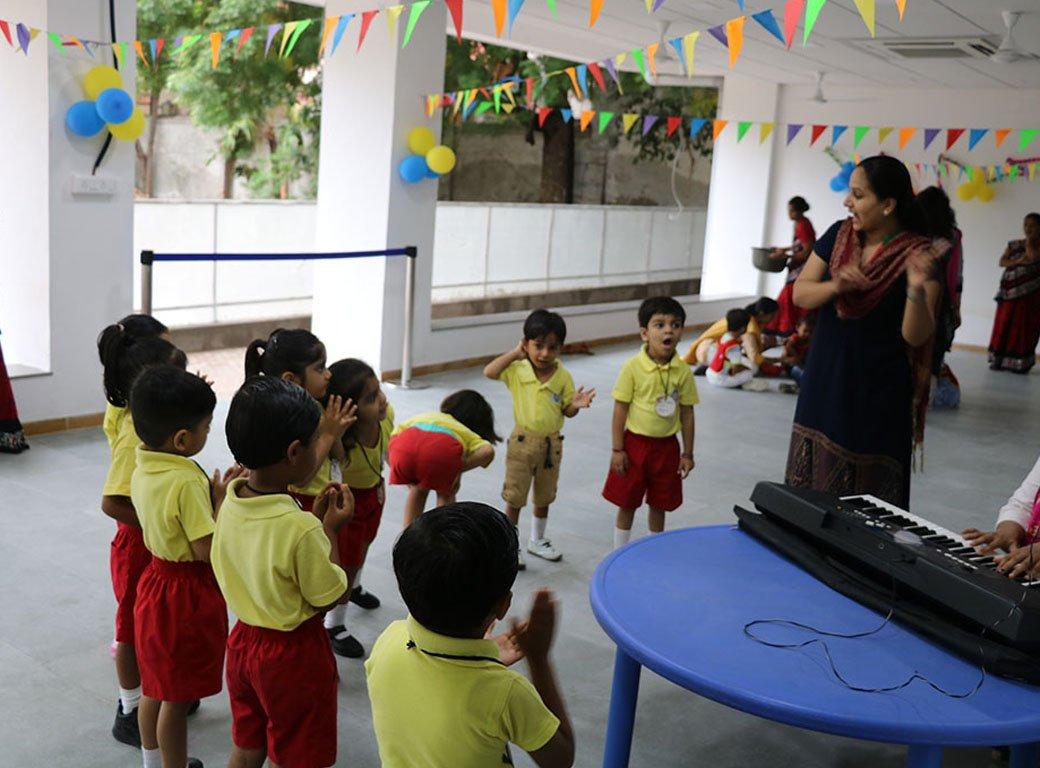 Kids Activities Music Class